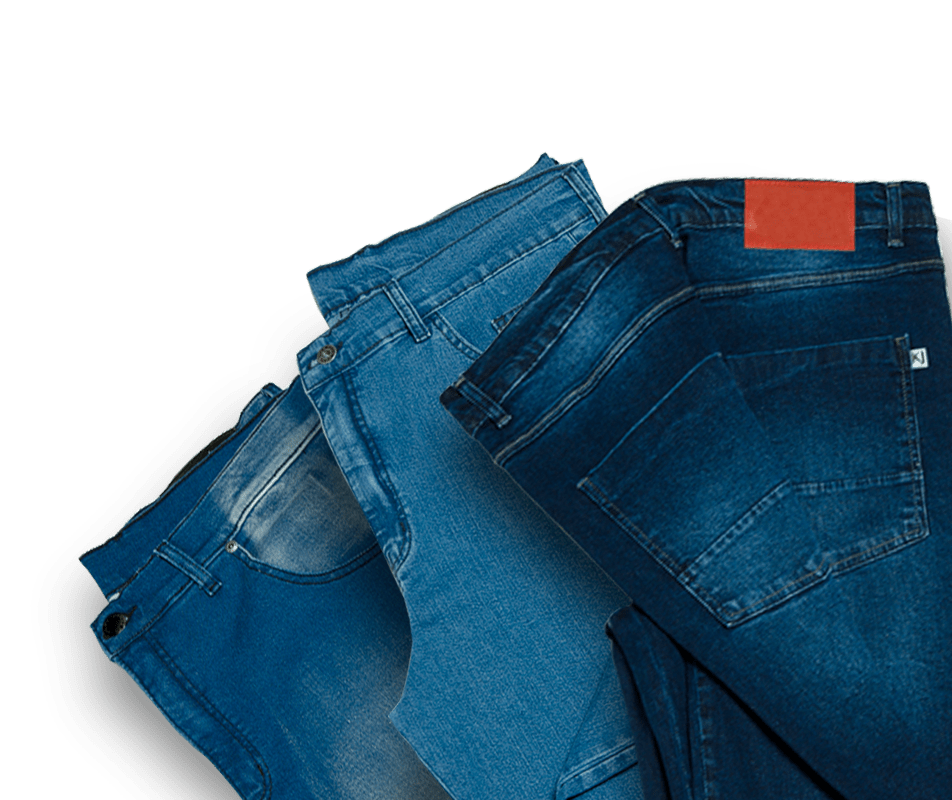 Calças Jeans Plus Size - Plusman Brasil